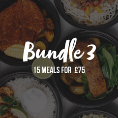 15 meals for £74