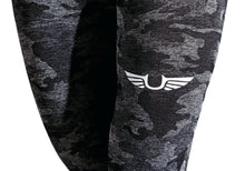Load image into Gallery viewer, Black Camo -Yoga Set-UltroSport