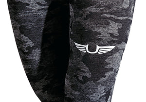 Black Camo -Yoga Set-UltroSport