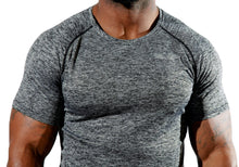 Load image into Gallery viewer, Slim Fit Gym Tee-UltroSport
