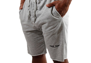 French Terry Gym Shorts-UltroSport