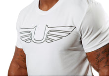 Load image into Gallery viewer, Wing Logo Tee (2 Colors)-UltroSport