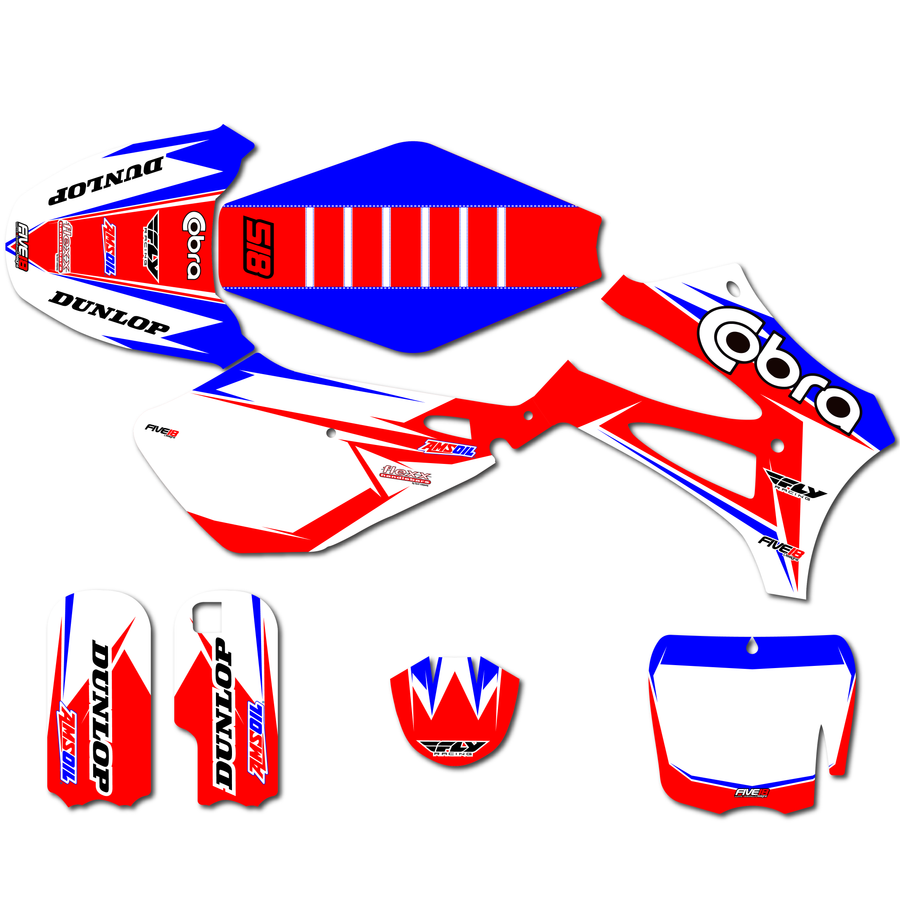Cobra 'USA' Kit