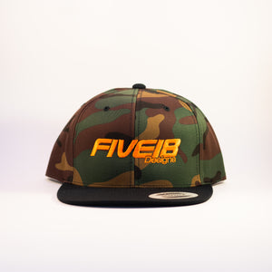 Camo/Black/Hunter Orange