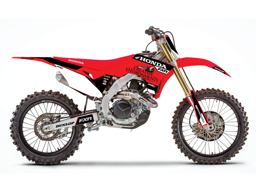 Honda 'Privateer' Kit