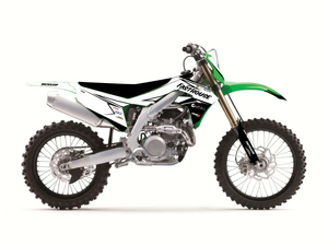 Kawasaki 'Whiteout' Kit