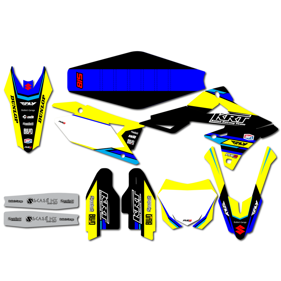 Suzuki 'Factory' Kit