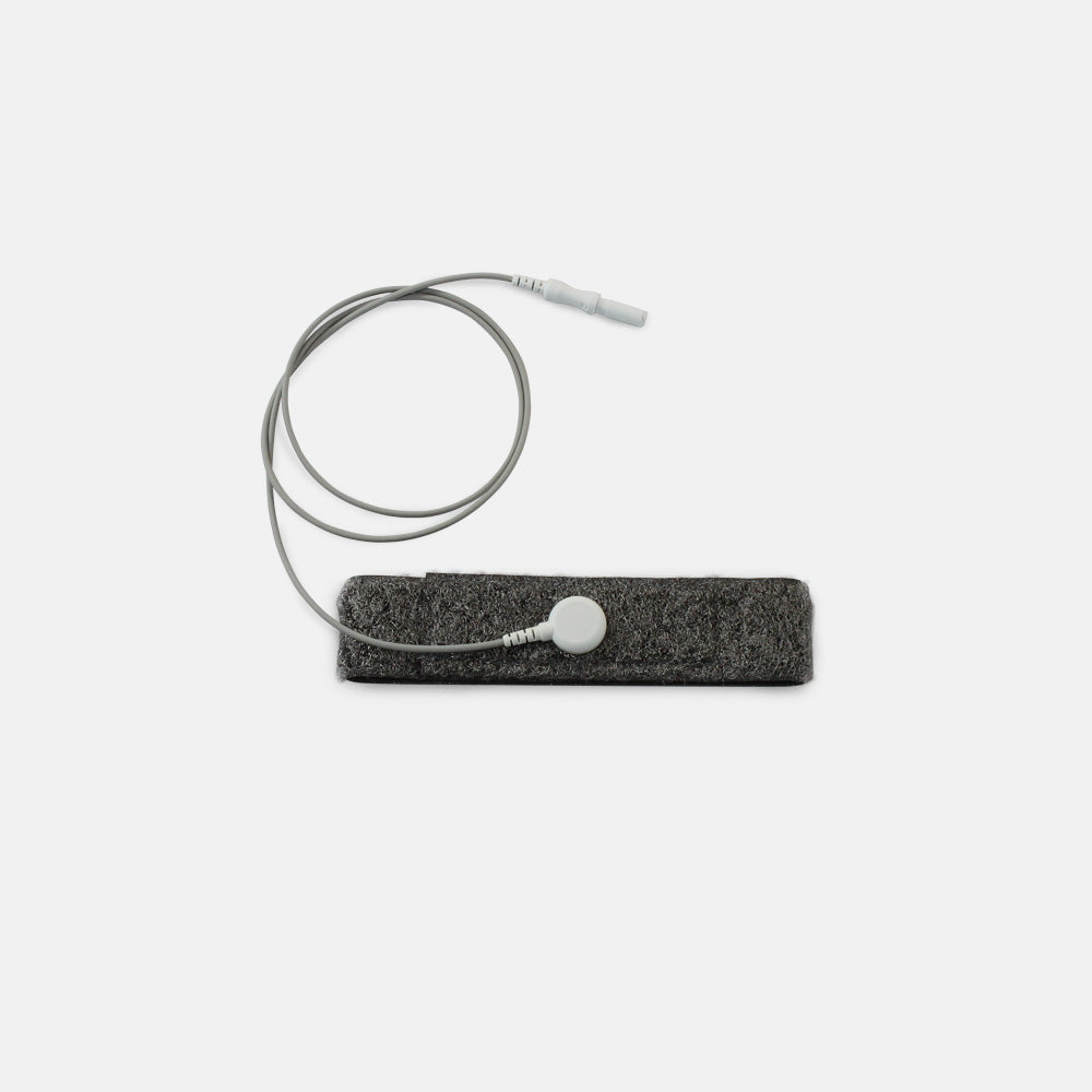 ONE TD-431 EEG Ground Strap for the wrist, silver-silver chloride