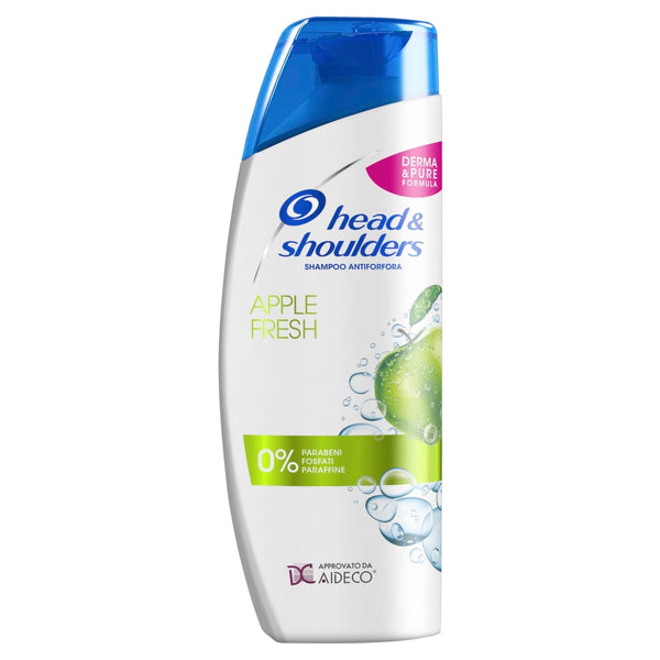 Head & Shoulders Apple Fresh Shampoo Antiforfora 250 ml - iBazar Shop