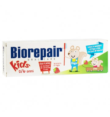 Coswell Biorepair Junior kid 0/6 anni 50 ml Dentifricio