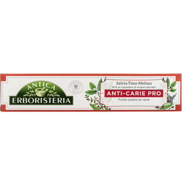 Antica Erboristeria Anti carie Pro  75 ml