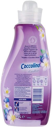 Coccolino Concetrato 1500ml XXL Orchidea viola e Mirtilli