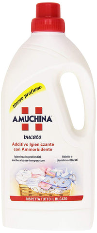 Amuchina Bucato Additivo Igienizzante con Ammorbidente - iBazar Shop