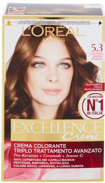 L'Oreal Excellence n 5.3