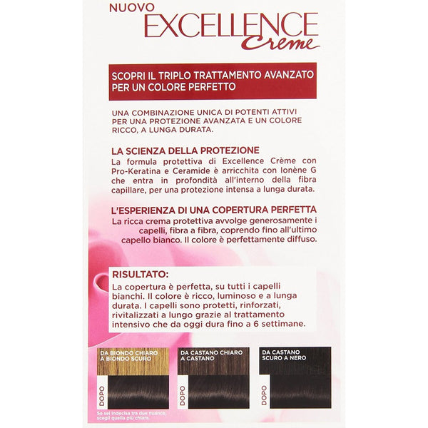 L'Oreal Excellence n 4 - iBazar Shop