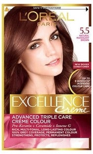 L'Oreal Excellence n 5.5 - iBazar Shop