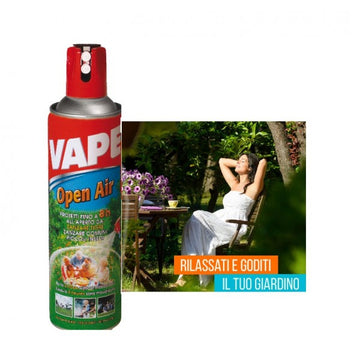 Vape Open Air 500ml  Presidio Medico