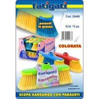 Scopa Karamba Color con paraurti