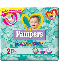 Pampers Baby Dry - iBazar Shop