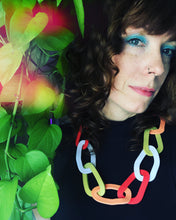 Load image into Gallery viewer, The Rhiannon Necklace in Bright Multi