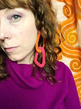 Load image into Gallery viewer, The Rhiannon in Pink + Orange
