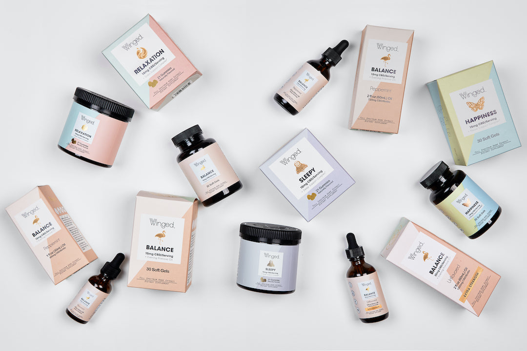Winged Women products