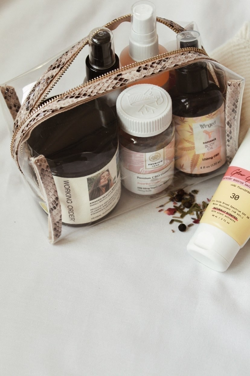 cbd products for skincare