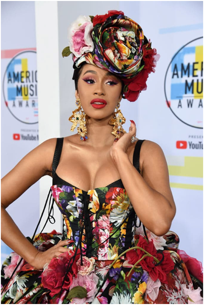 Fashionista's Rocking Floral Crown Headdresses on the Red Carpet