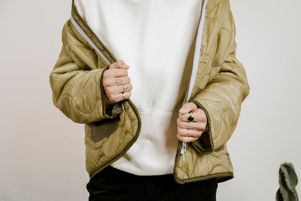 Object(s) Liner Jacket