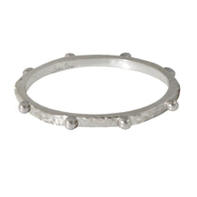 Load image into Gallery viewer, Paz Spinner Ring White Gold
