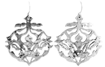 Andalusia Sterling Silver Drop Earrings