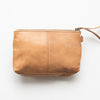 Small Leather Pouch - Natural