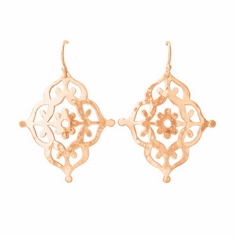 Gypsy Rose Gold Earrings