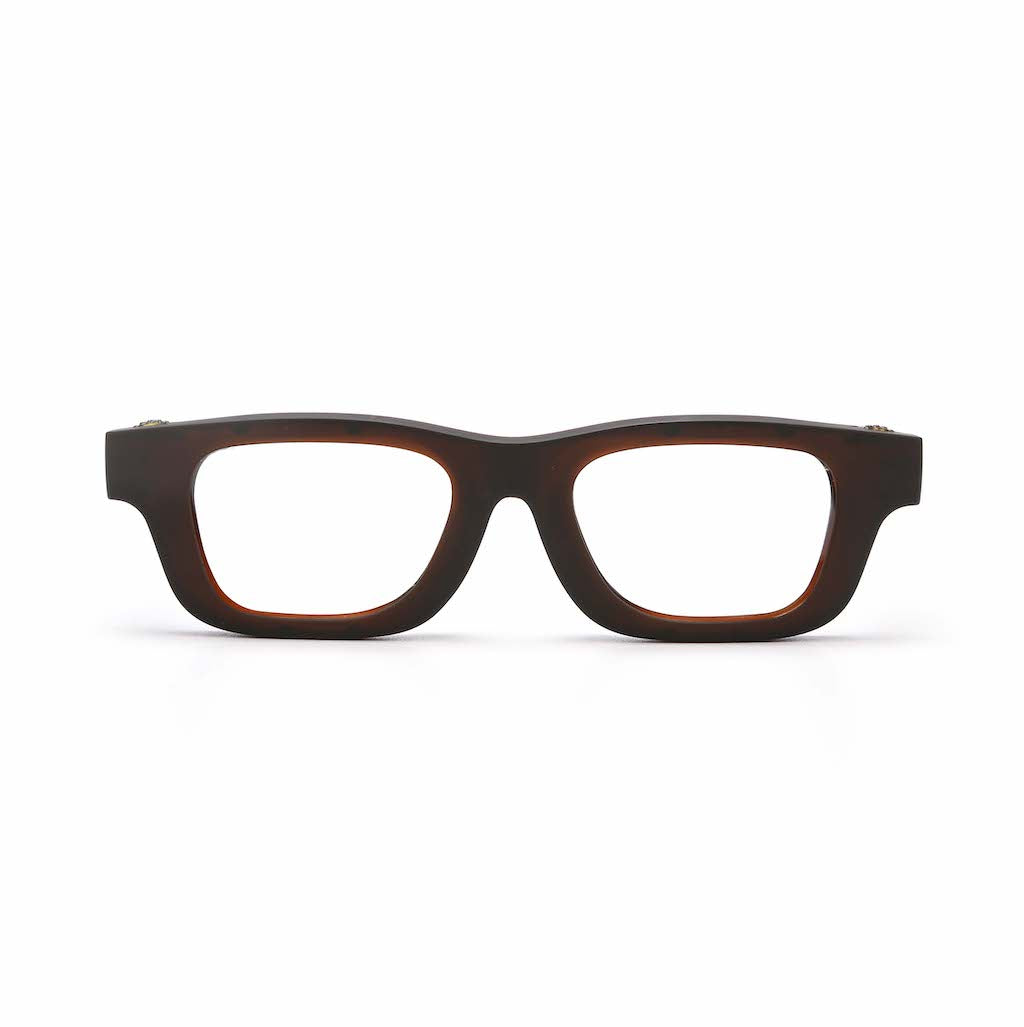 VOY Tunable Eyeglasses Classic - Brown (Ship in 3 - 4 weeks)