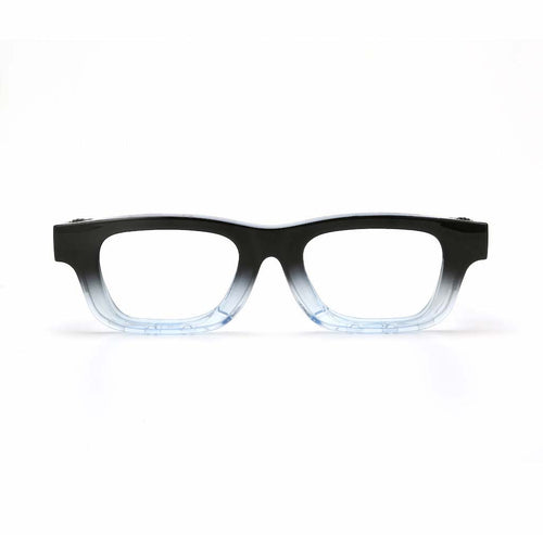 VOY Tunable Eyeglasses Classic - Black Clear (Ship in 3 - 4 weeks)