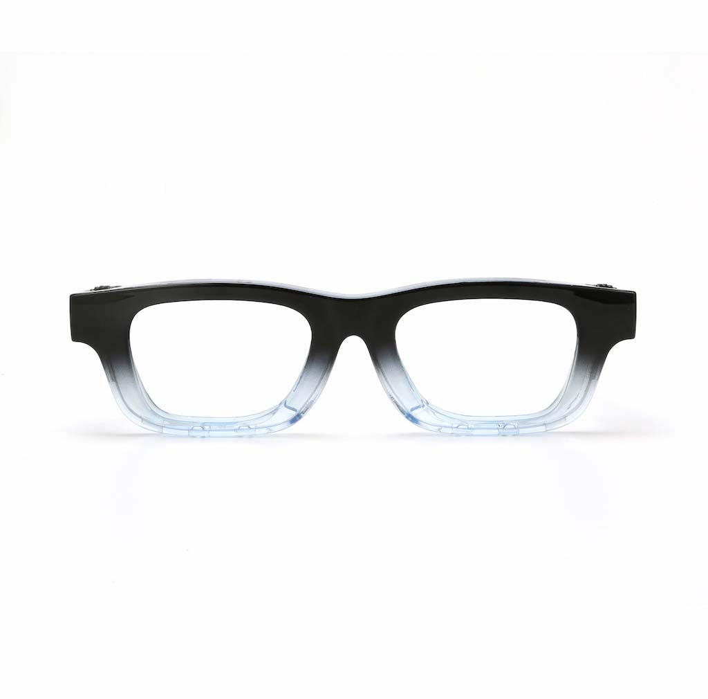 VOY Tunable Eyeglasses Classic - Black Clear