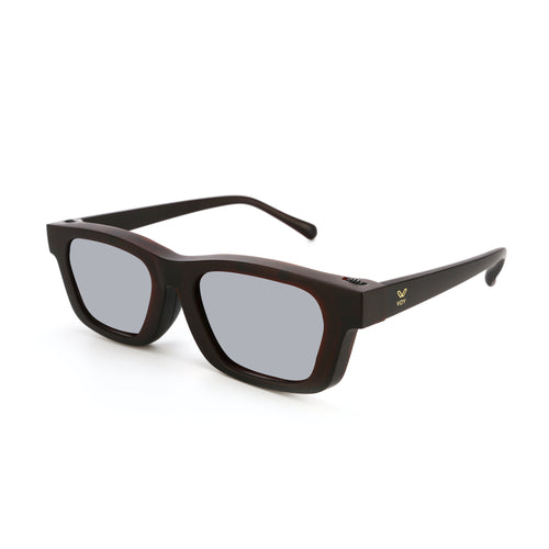 VOY Tunable Sunglasses - Brown (Ship in  5 - 6 weeks)
