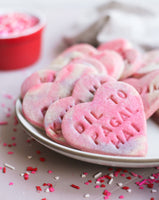 Bollywood Conversation Hearts Cookie Kit