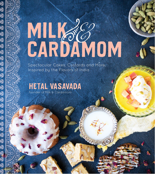 Signed Copy of Milk and Cardamom Cookbook