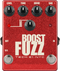 Tech21 Boost Fuzz Metallic - Analog Fuzz with Clean Boost