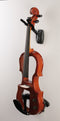 K&M Violin Wall Holder Black Color