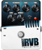 Tech21 Boost RVB - Analog Reverb Emulator with Clean Boost, Trails (v2)