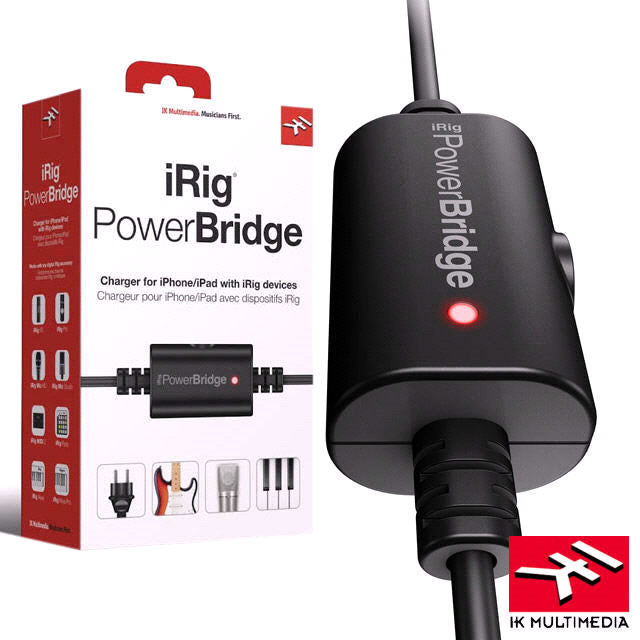 IK Multimedia iRig PowerBridge - Lightning