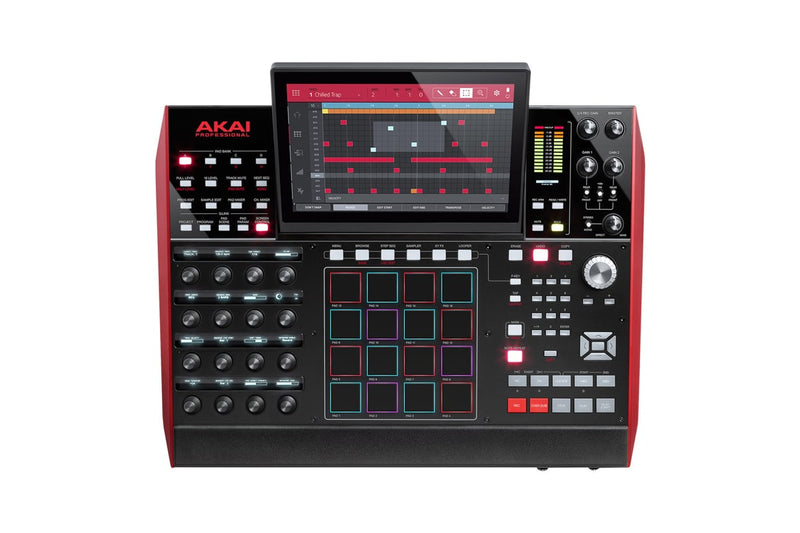 Akai Professional MPC X Standalone Sampler and Sequencer