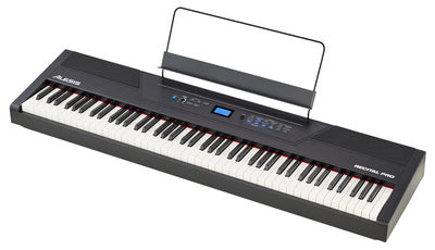 Alesis RECITAL PRO 88-Key Digital Piano with Hammer-Action Keys