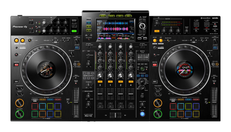 Pioneer DJ XDJ-XZ - a professional all-in-one DJ system