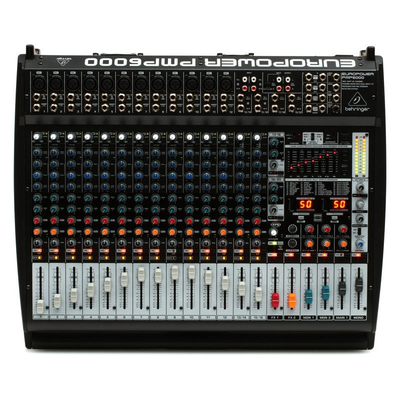 Behringer Europower PMP6000 Powered Mixers