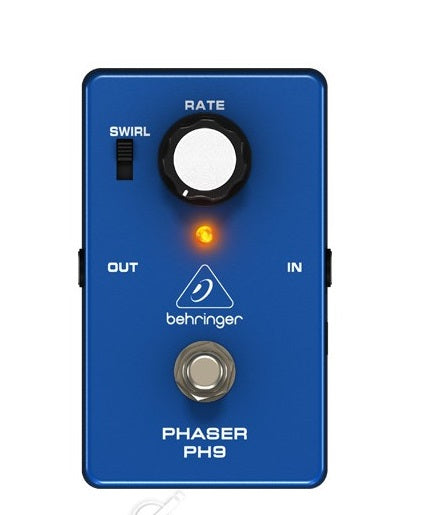 Behringer Phaser PH9 Classic Phase Shifter