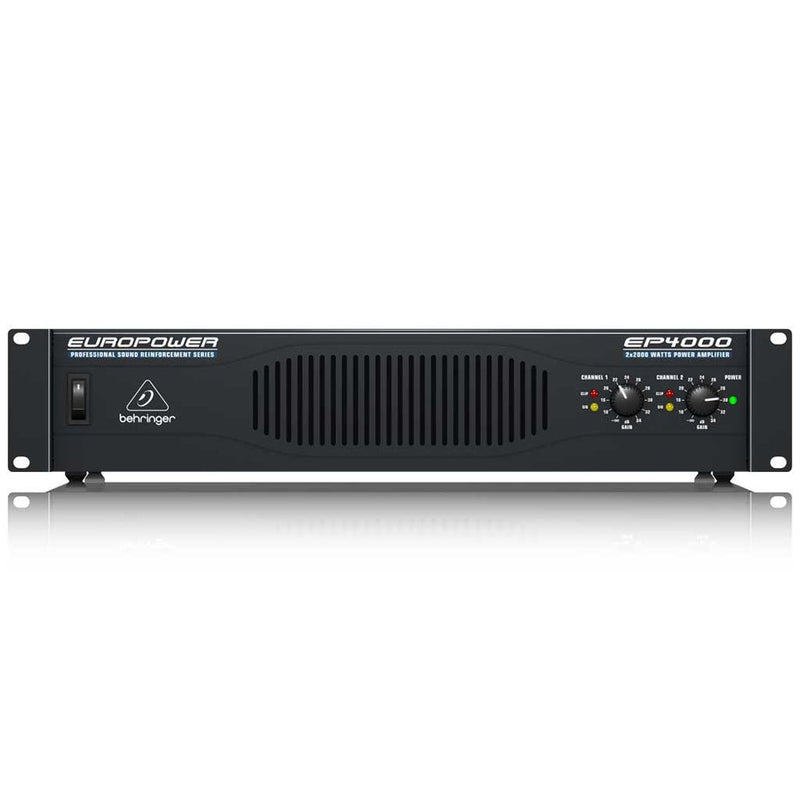 Behringer Europower EP4000 Power Amplifiers