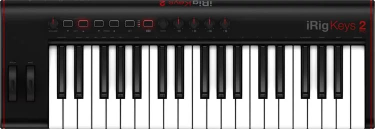 IK Multimedia iRig Keys 2 Pro 37-key Controller for iOS, Android, and Mac/PC